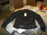 San Jose Black Bike Jacket Size Sm in The Woodlands, Texas