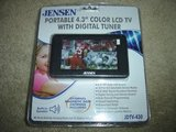 Jensen Portable tv NEW IN BOX in Shorewood, Illinois