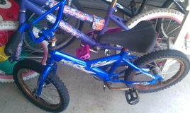 "Boys 16"" Highrise Blue Kent Fast  Bike in Chicago, Illinois"