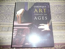 Gardner's Art Through the Ages book-reduced in Fort Riley, Kansas