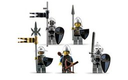 LEGO Castle Knights Mini Figures - NEW in Camp Lejeune, North Carolina