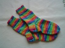 Self made / knitted socks for sale in Ramstein, Germany
