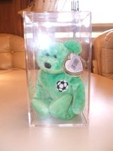 ~TY BEANIES in DISPLAY CASES~ (lot) in Camp Lejeune, North Carolina
