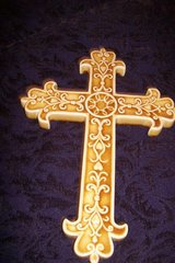 med sz. gold cross in Pleasant View, Tennessee